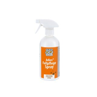 Aries Adios Fellpflege Spray Anti-Parasit 500ml