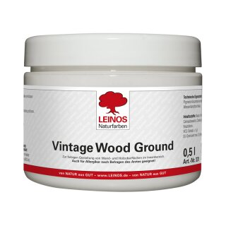 Leinos Vintage Wood Ground 331 Haftvermittler 0,5 Liter
